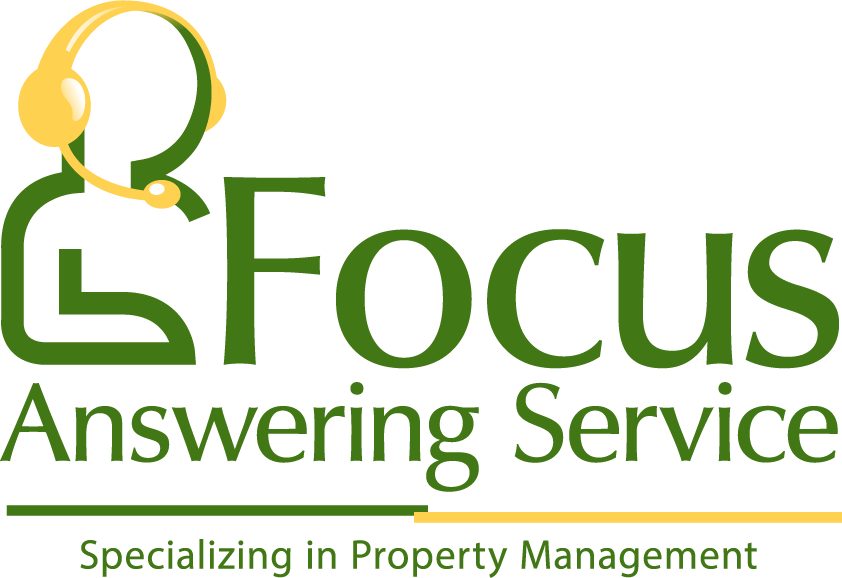Focus Answering Service logo